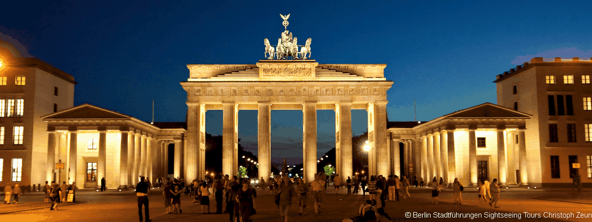 Berlin City Tour Brandenburger Tor