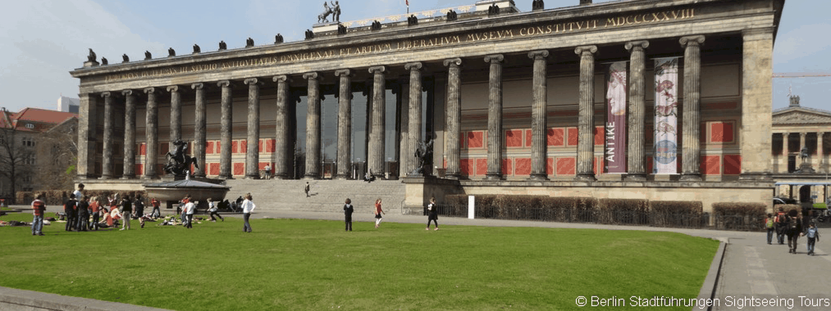 Berlin City Tour Museumsinsel