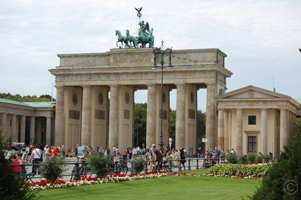 Brandenburger Tor Berlin Tour