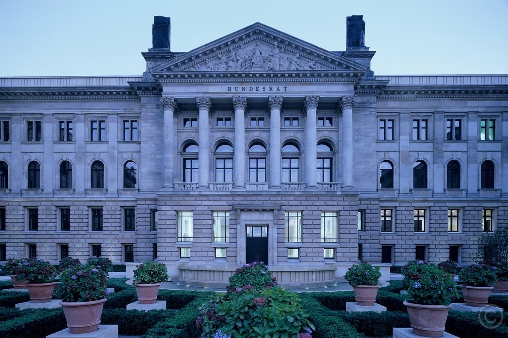 Bundesrat Berlin Tour