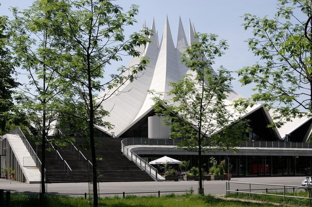 Tempodrom Berlin Tour