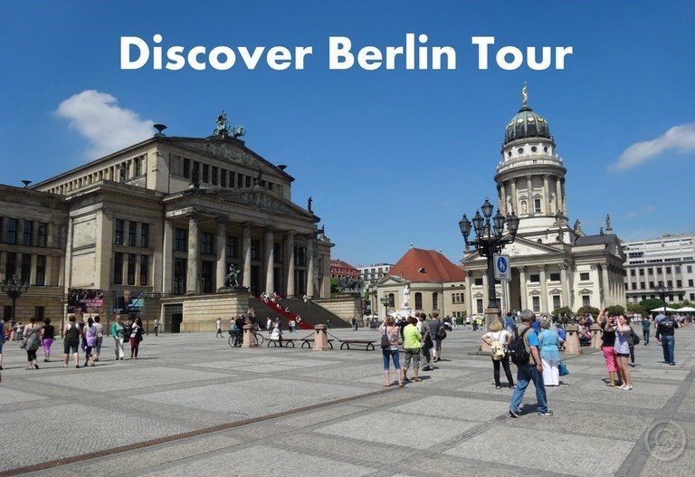 Discover Berlin Tour