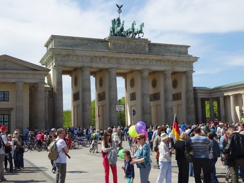 Brandenburger Tor Berlin Sightseeing Tour