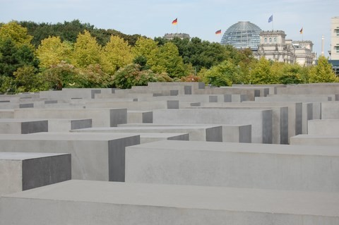 Holocaust Memorial Berlin Tour