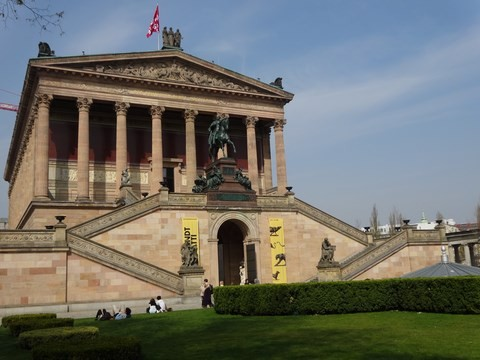 Alte Nationalgalerie Berlin Tour