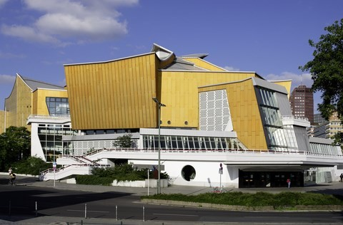 Philharmonie Berlin City Tour