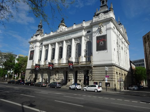 Theater des Westens Berlin Musical Tour